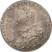1 Thaler - Viktor II Friedrich – avers