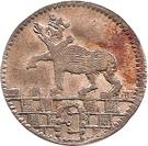 6 Pfennig - Viktor II Friedrich – avers