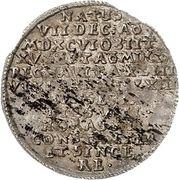 1 Groschen - Johann Casimir (Décès) – revers