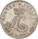 1/12 Thaler - August Ludwig – avers