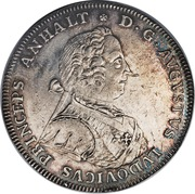 1⅓ Reichstaler - August Ludwig –