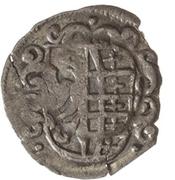 1 Dreier - Christian I., August, Ludwig, Johann Casimir  and Georg Albert – avers