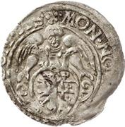 12 Kreuzer - Christian I., August, Rudolf and Ludwig (Kipper) – avers