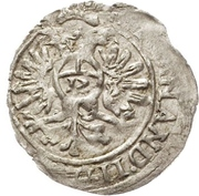 12 Kreuzer - Christian I., August, Rudolf and Ludwig (Kipper) – revers
