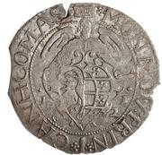 24 Kreuzer Christian I., August, Rudolf and Ludwig (Kipper) – avers