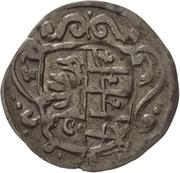 1 Dreier - Christian I., August, Ludwig, Johann Casimir, Georg Aribert and Johann (Kipper) – avers