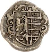 1 Dreier - Christian I., Augustus, Ludwig, Johann Casimir, Georg Aribert and Johann (Kipper – avers