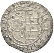 24 Kreuzer - Christian I. August, Rudolf, Ludwig and Johann Casimir – avers