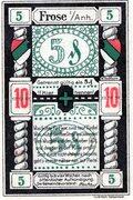 10 Pfennig (Frose) – revers