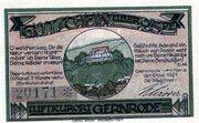 25 Pfennig (Gernrode im Harz) – revers