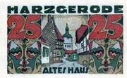 25 Pfennig (Harzgerode) – revers
