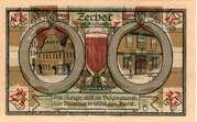25 Pfennig  (Zerbst) – revers