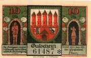 10 Pfennig (Zerbst) – avers