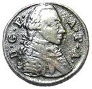 1 Pfennig - Friedrich August – avers