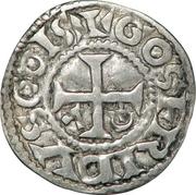 """Denier - Geoffroy II dit """"Martel"""" – avers"""