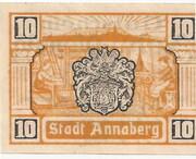 10 Pfennig (Annaberg) – revers