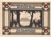 25 Pfennig (Annaburg) – revers