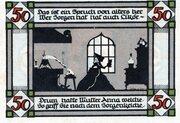 50 Pfennig (Annaburg) – revers