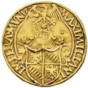 2 Ducat - Giovanni Bentivoglio II – revers