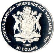 30 dollars (Verplanck's Point 1790) -  avers