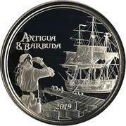 2 Dollars - Elizabeth II (Rum Runner) – revers