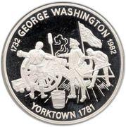 30 dollars (Yorktown 1781) – revers