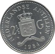 2½ gulden - Beatrix – revers