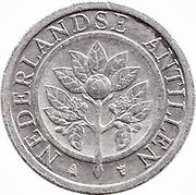 5 cents - Beatrix -  avers