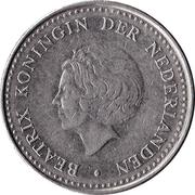 1 gulden - Beatrix – avers