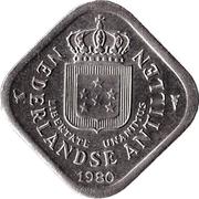 5 cents - Juliana -  avers