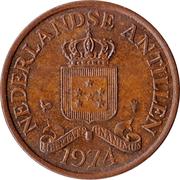 2½ cents - Juliana -  avers