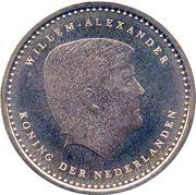 1 gulden - Willem-Alexander – avers