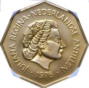 200 gulden - Juliana (Bicentenaire de l'indépendance des Etats-Unis) – avers