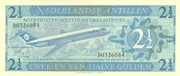 2 1/2 Gulden – avers