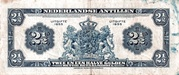 2 1/2 Gulden – revers