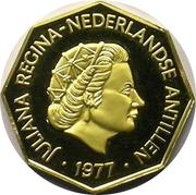 200 gulden - Juliana (Peter Stuyvesant) – avers