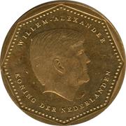 5 gulden - Willem-Alexander – avers