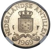 25 Cents - Juliana (Pattern) – avers