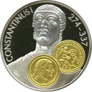 10 Gulden - Beatrix / Constantin  I Solidus – revers
