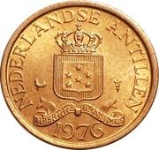 1 cent - Juliana -  avers