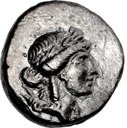 Drachm (Antioch ad Meandrum) -  avers