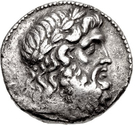 Tetradrachm (Antioch ad Meandrum) – avers