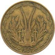 10 francs Togo -  avers