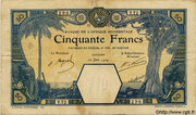 50 Francs (Conakry) – avers