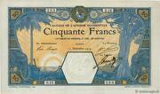 50 Francs (Dakar) – avers