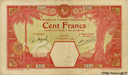 100 Francs (Conakry) – avers