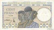 100 Francs – avers