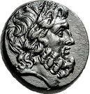 Bronze Æ - Attalos son of Bianoros – avers