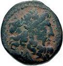 Bronze Æ22 (Apamea) – avers