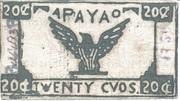 20 Centavos (Apayao) – revers